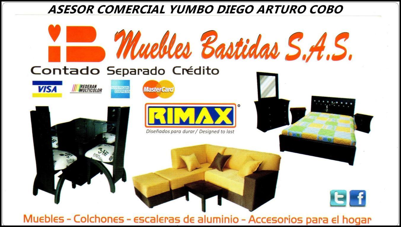 Asesor Colchones.Asesor Comercial Diego Arturo Cobo Amarillas De Colombia